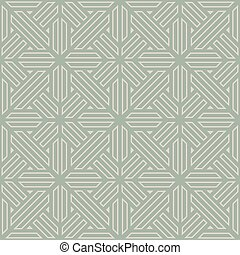 Antique seamless background cross geometry line