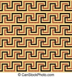 Antique seamless background image of geometry spiral cross square line