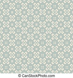 Antique seamless background vintage cross round check