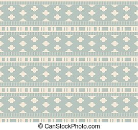 Antique seamless background vintage curve cross square line