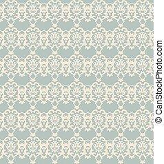 Antique seamless background vintage kaleidoscope pattern