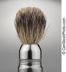 antique shaving brush
