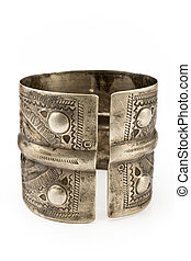 Antique silver bracelet