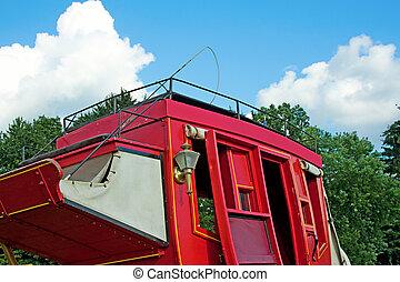 Antique Stagecoach