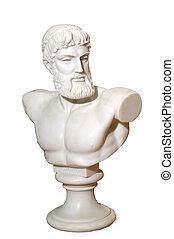 antique statue of a man