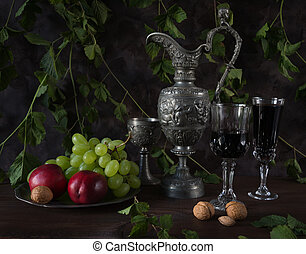 Antique still life