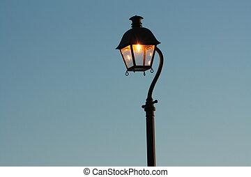 Antique Street Lamp