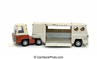 Antique Toy Truck