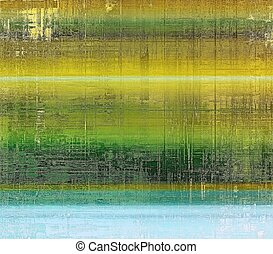 Antique vintage background. With different color patterns: yellow (beige); brown; blue; green