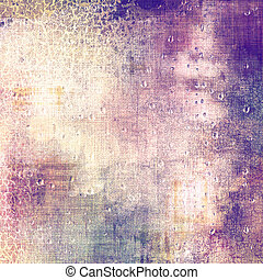 Antique vintage textured background. With different color ...