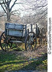 Antique Wagon