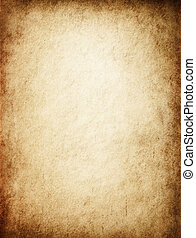 Antique Yellowish Parchment - Antique yellowish parchment...