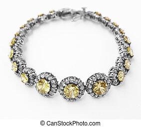 antiquité, bracelet