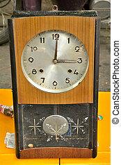 antiquité, clocks
