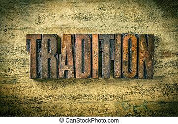 antiquité, letterpress, bois, type, impression bloque, -, tradition