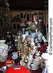 antiquité, marchandises, autre, céramique