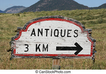 antiquités