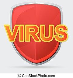 antivirus, ikona