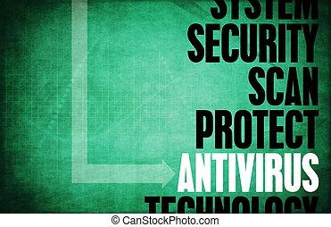 Antivirus Core Principles as a Concept Abstract
