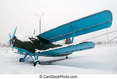 "An-2 ""Colt"" plane"