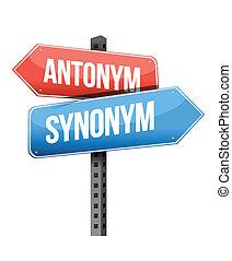Synonym StraГџe