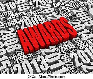 anual, premios