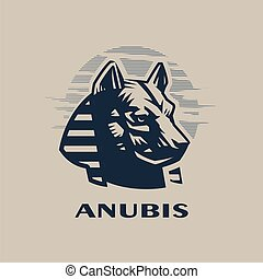 anubis., エジプトの神