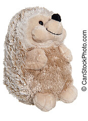 anumal plush - small plush animals on a white background