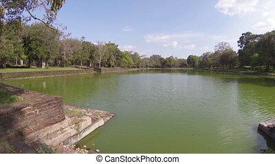 Anuradhapura, Sri Lanka - pool