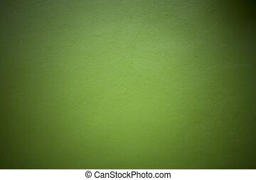 använda, universal, vägg, cement, grön fond, smaragd