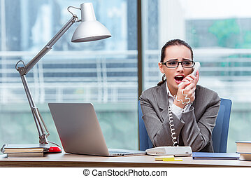 anwender, concept, calldesk, zakelijk