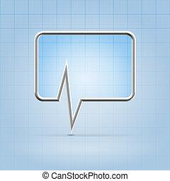 anwendung, medizin, forum, ikone