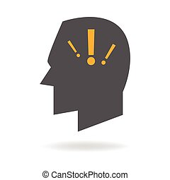 Anxiety Disorders Mind Icon