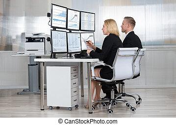 anyagi, munkás, elemzés, adatok, alatt, hivatal