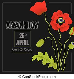 Anzac Day illustration