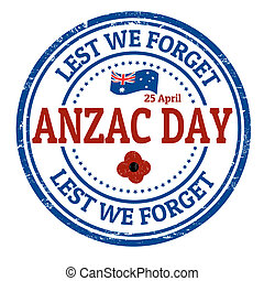 Anzac Day stamp