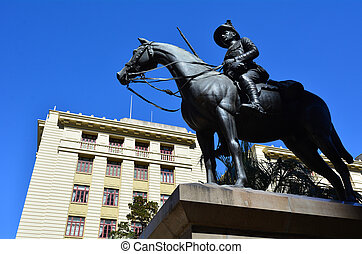 ANZAC Square, Brisbane - Queensland Australia - BRISBANE,...
