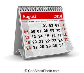 août, 2018
