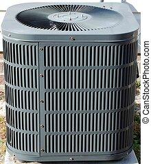 ao ar livre, condicionador ar