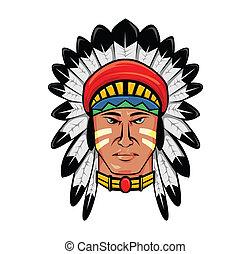 apache head