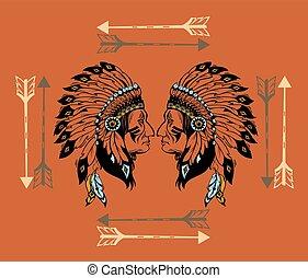 Apaches mascot