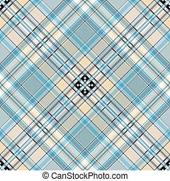 apacible, patrón, seamless, diagonal