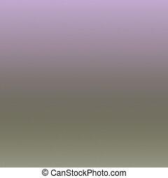 apagado, gradiente, púrpura, taupe