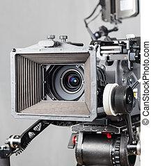 aparat fotograficzny filmu, kino