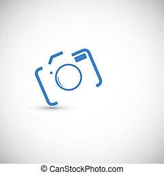 aparat fotograficzny, ikona