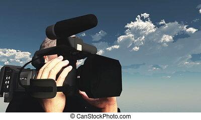 aparat fotograficzny, załoga