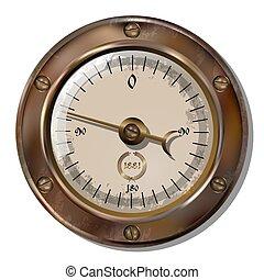 aparato de medición