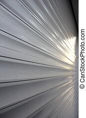apartadero, aluminio