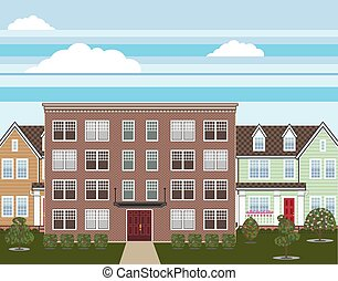apartament budowa