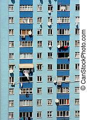 apartamento, bloc